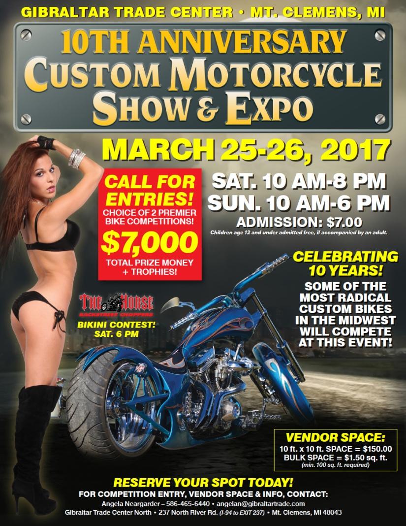 custom motorcycle show