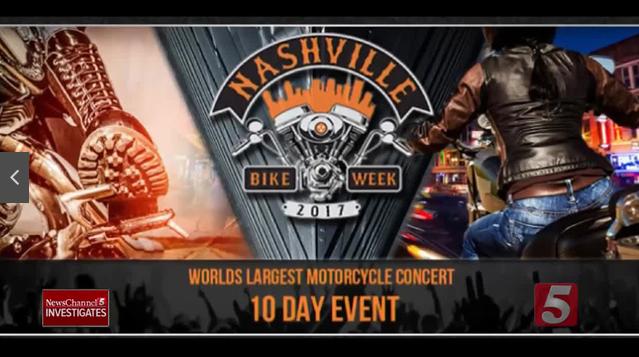 State Orders Nashville To Stop Bikeweek