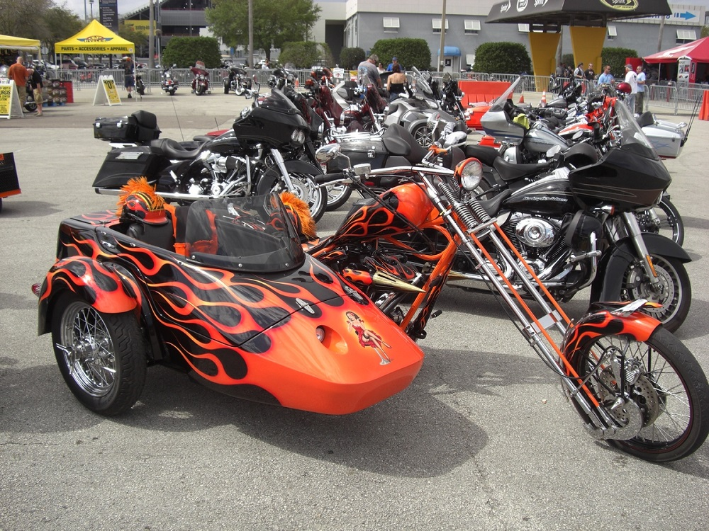 76th Daytona Bike Week