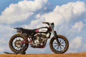 FTR750 dirt tracker