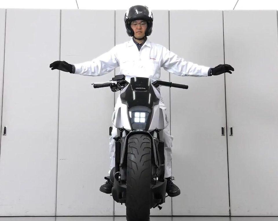 Honda Self Balancing
