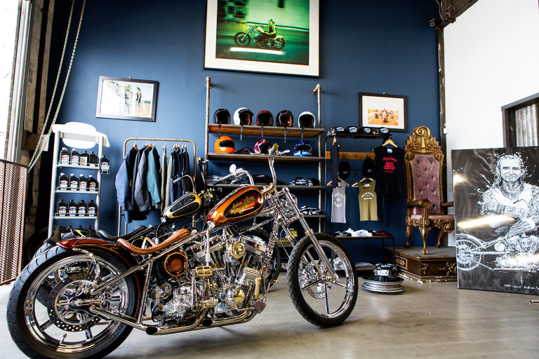 Indian Larry shop