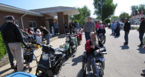 Blackhawk Antique Motor Cycle Club