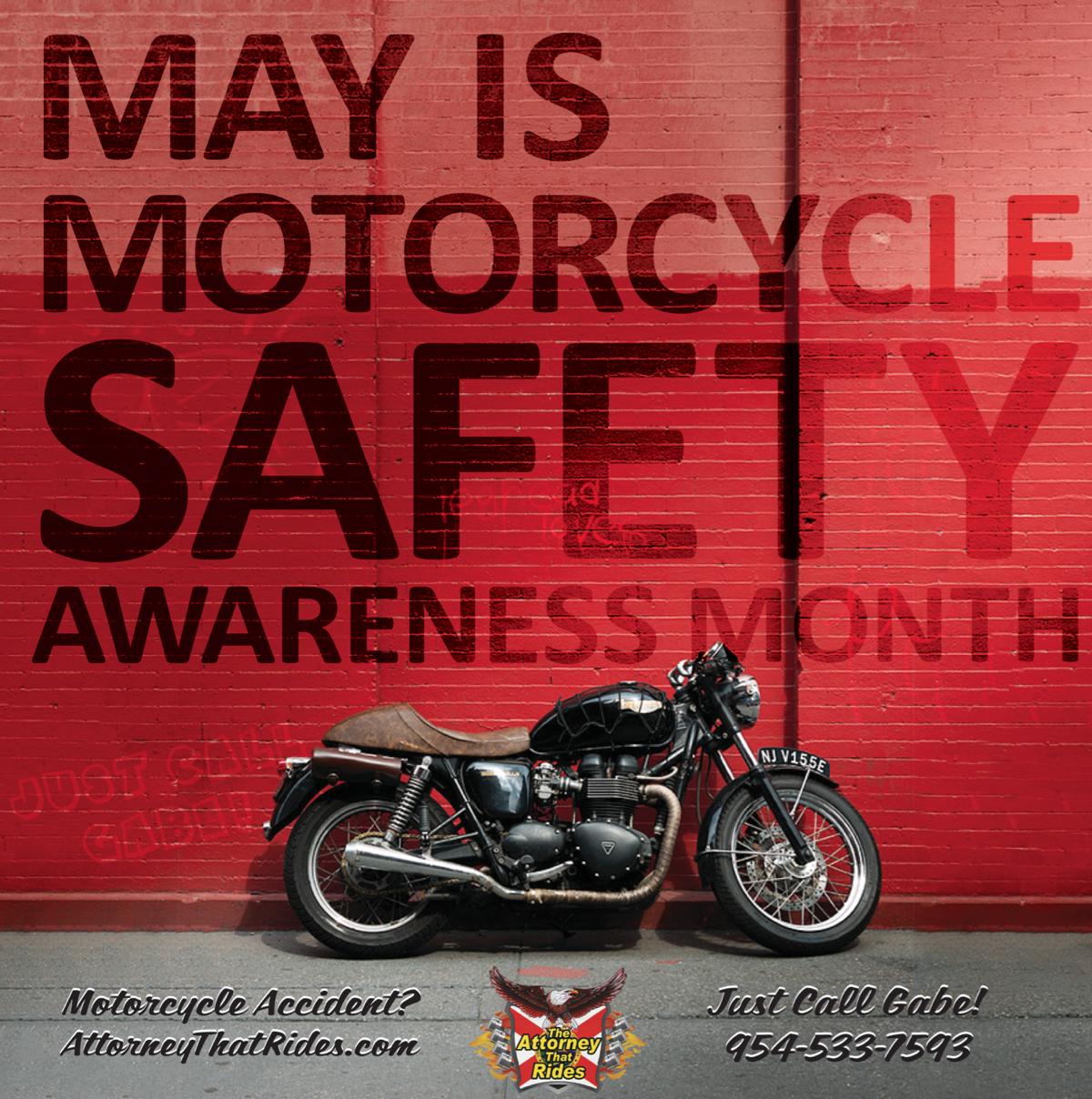 Florida Drivers Handbook >> May Is Motorcycle Safety Awareness Month | SCREAMING THUNDER