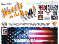 Wheels on The Road May Issue 2017