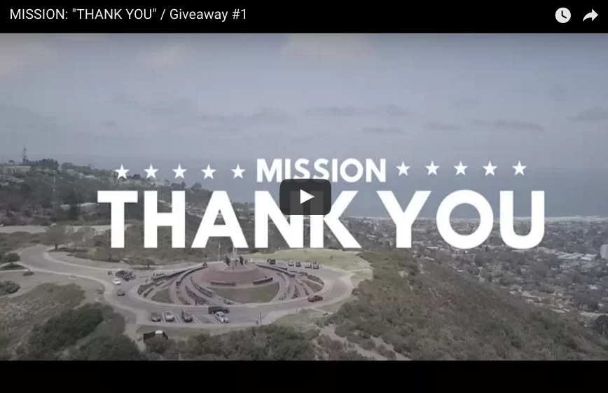 Mission Thank You