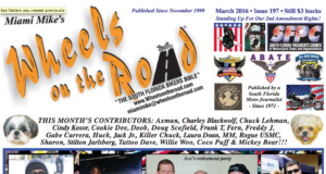Wheels on The Road March Issue 2016