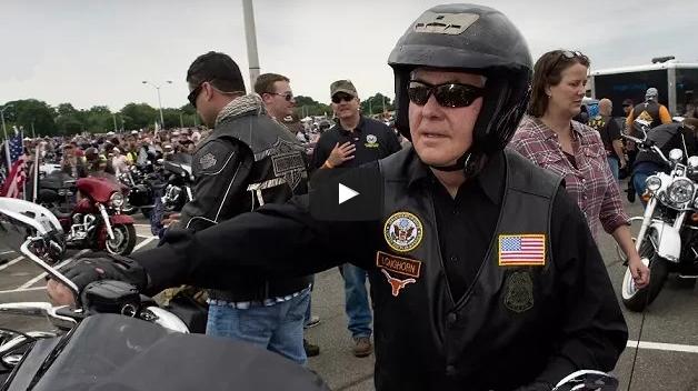 Rex Tillerson Rides