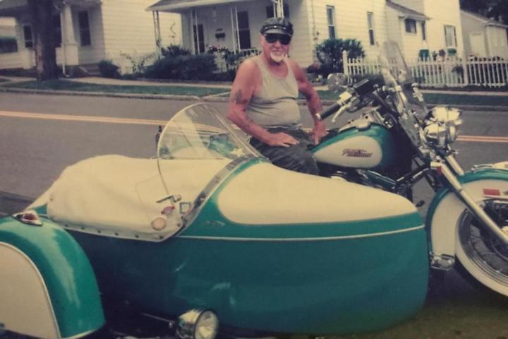 Pennsylvania Man Buried with His Harley