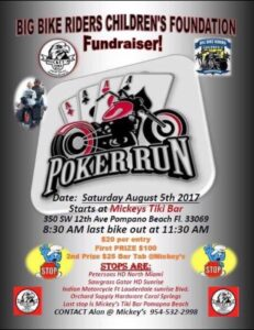 Big Bike Riders Childrens Foundation