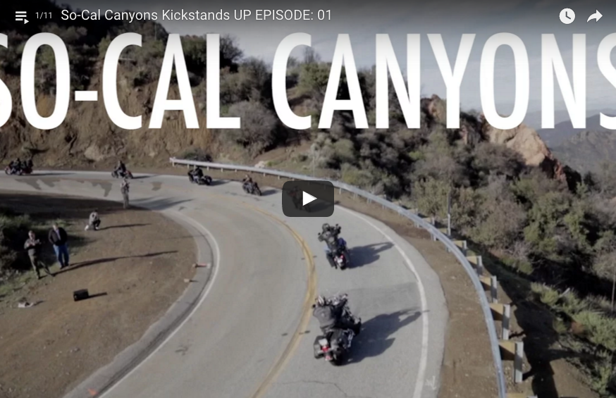 Kickstands Up with Bryan Carroll