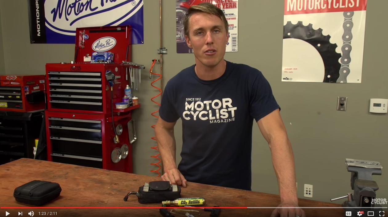 5 Items Every Motorcyclist Should Carry
