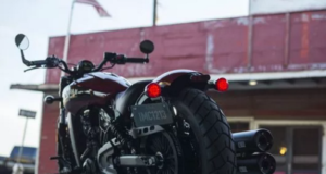 Indian 2018 Scout Bobber bike
