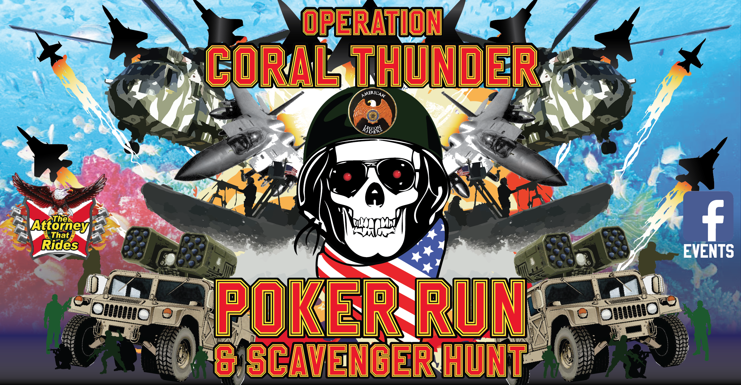Coral Thunder