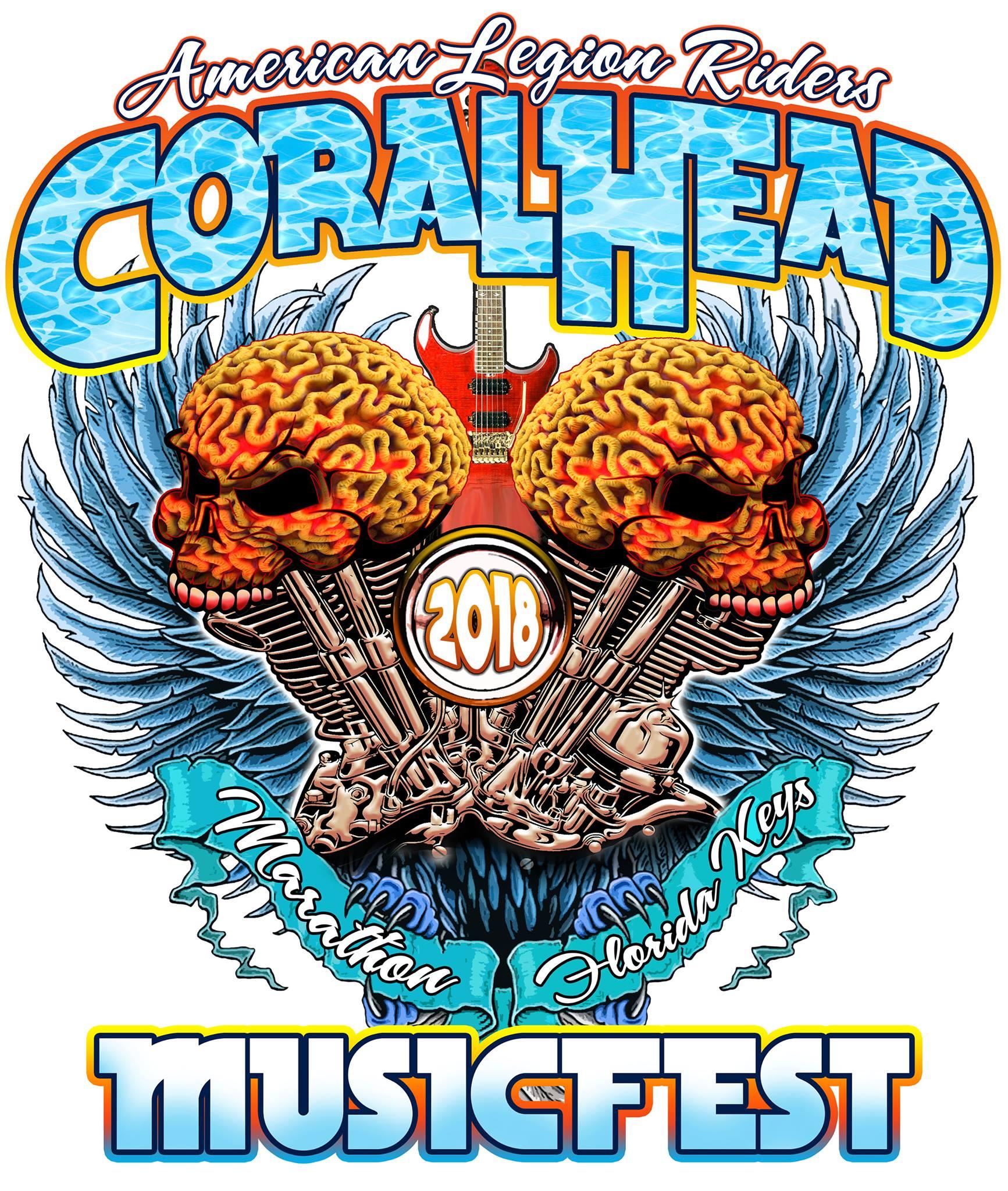 coral head musicfest