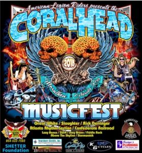 coral head music fest